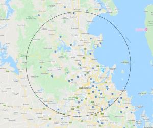 IT Support Brisbane service area