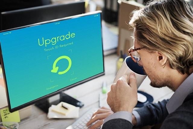 computer upgrades Brisbane